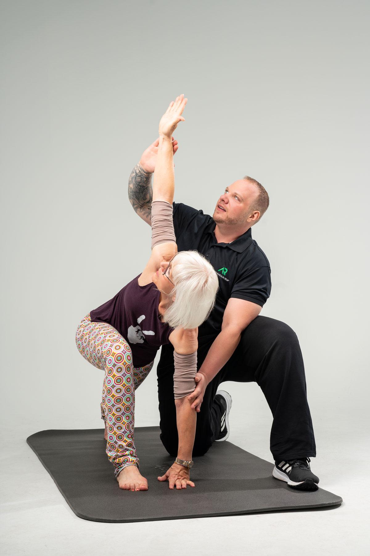 Fitness, Coaching